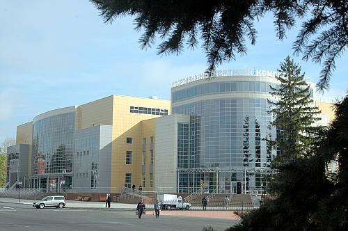 Завершенные проекты - Спортивно-концертный комплекс в г ...: http://megastadion.ru/news/1/61.html